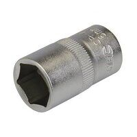 Silverline Socket 1/2inch Drive Metric 1...
