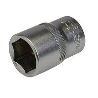 Silverline Socket 1/2inch Drive Metric 18mm (425716)