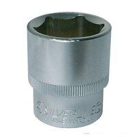 Silverline Socket 1/2inch Drive Metric 8mm (887873)