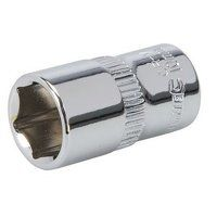 Silverline Socket 1/4inch Drive Metric 10mm (43828...
