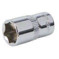 Silverline Socket 1/4inch Drive Metric 1...