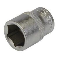 Silverline Socket 3/8inch Drive Metric 1...