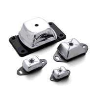 Small Shore 45 Rubber Metal Marine Engine Mount