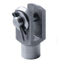 GM6SS-ASSY 6mm Bore Stainless Steel Clevis Joint (...