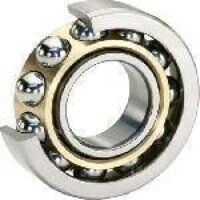 S3201-2RS Sealed Stainless Steel Double Row Angular Contact Bearing 12mm x 32mm x 15.9mm