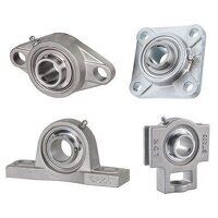 Stainless Steel Housed Bearings