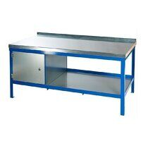 1200x600mm Super Heavy Duty Workbench (1260WSC)