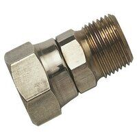 Swivel Adaptors Male BSPT x Female BSPP
