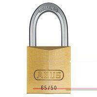 65/50mm Brass Padlock Keyed Alike 6506