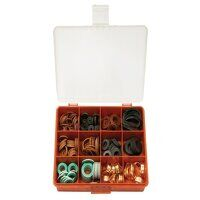 Plumber's Essential Washer Kit, 210 Piece