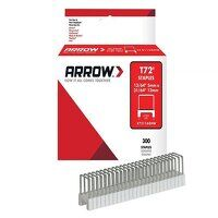 T72HW Clear Insulated Staples for Hardwo...