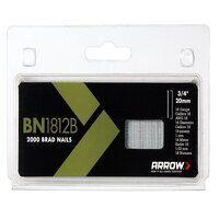 BN1812B Brad Nails 20mm Brown Head Pack ...