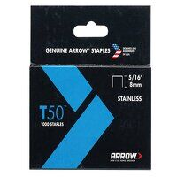 T50 Staples Stainless Steel 505SS 8mm ( ...