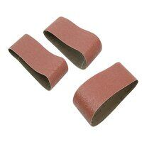 Sanding Belt 533 x 75mm 100G Pack of 3