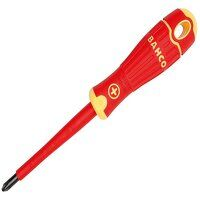 BAHCOFIT Insulated Screwdriver Phillips Tip PH1 x ...