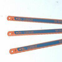 3906 Sandflex Hacksaw Blades 300mm (12in)  (8, 24 & 32 TPI) (Pack 3)