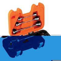 Pistol Grip Ratcheting Screwdriver Set, 25 Piece