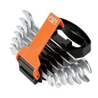 Double Open Ended Spanner Set of 6 S10/SH6 Metric 8 to19mm