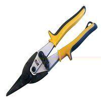 MA421 Yellow/Blue Aviation Compound Snips Straight...