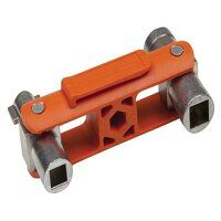 5-in-1 Switch Cabinet Master Key
