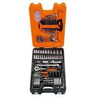 S108 Socket & Combination Spanner Set of...