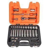 S330L Socket Set of 53 Metric 3/8in Deep...