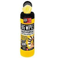4x4 Multi-Purpose Cleaning Wipes (Tub 80)