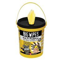 4x4 Multi-Purpose Cleaning Wipes (Bucket...