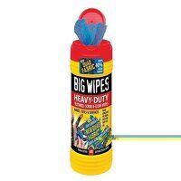 4x4 Heavy-Duty Cleaning Wipes (Tub 80)