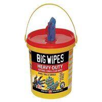 4x4 Heavy-Duty Cleaning Wipes (Bucket 24...
