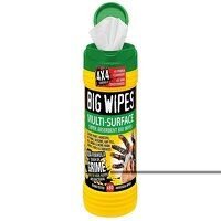 4x4 Multi-Surface Cleaning Wipes (Tub 80...