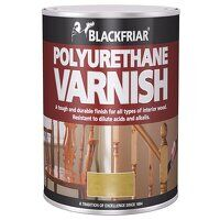 Polyurethane Varnish P99 Clear Gloss 1 litre