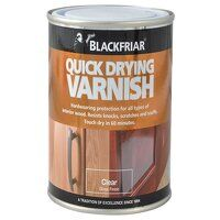 Quick Drying Duratough Interior Varnish Clear Glos...