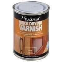 Quick Drying Duratough Interior Varnish Clear Matt...