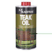 Teak Oil 250ml