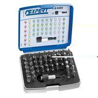E131701 1/4in Bit Set, 49 Piece