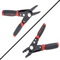 2-in-1 Combo Pivot Pro Linesman/Wire Pliers