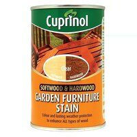 Softwood & Hardwood Garden Furniture Stain Clear 7...