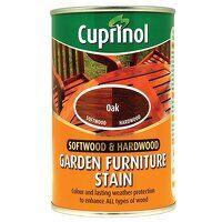 Softwood & Hardwood Garden Furniture Stain Oak 750...