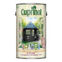 Garden Shades Black Ash 5 litre