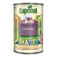 Garden Shades Purple Pansy 1 litre