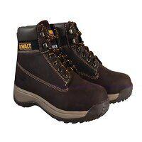 Apprentice Hiker Brown Nubuck Boots UK 7 EUR 41