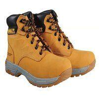 SBP Carbon Nubuck Safety Hiker Wheat Boots UK 6 EU...