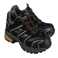 Cutter Safety Trainers Black UK 6 EUR 39/40
