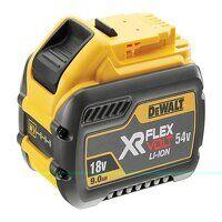 DCB547 XR FlexVolt Slide Battery 54V 3.0Ah Li-ion