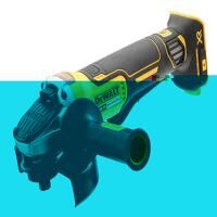 DCG406N XR Brushless Angle Grinder 125mm...