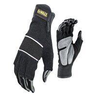 Fingerless Performance Gloves - Large