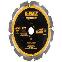Extreme PCD Fibre Cement Saw Blade 250 x 30mm x 12...