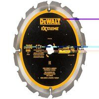 Extreme PCD Fibre Cement Saw Blade 305 x 30mm x 16...
