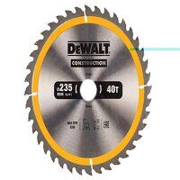 Portable Construction Circular Saw Blade 235 x 30m...